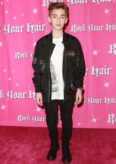 Johnny Orlando Height Weight Age Body Measurements Shoe