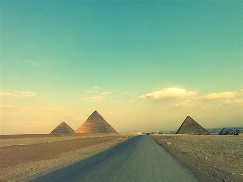 Living a childhood dream… visiting The Great Pyramids of Giza!