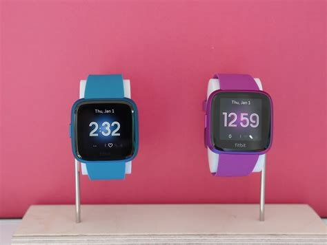 Fitbit's new Versa and Inspire fitness trackers are better