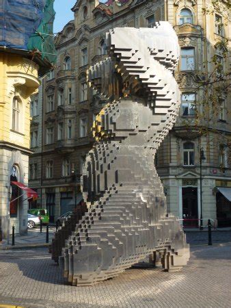 In Utero Sculpture by David Cerny (Prague) - 2019 All You