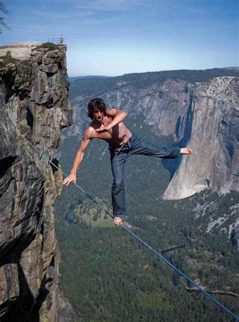 Extreme Fearless People (25 pictures)   Memolition