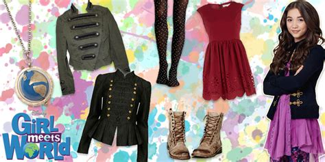 Riley Matthews Outfit