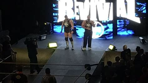 NXT live event results from Minneapolis/St