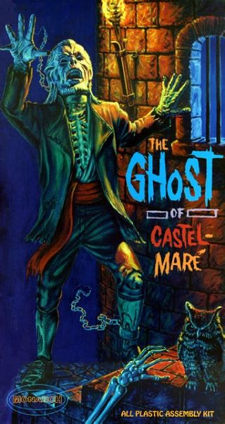 The Ghost of Castle Mare from Monarch Models