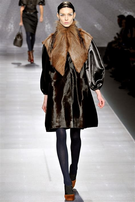 Fendi Fall 2012 Ready-to-Wear Collection - Vogue