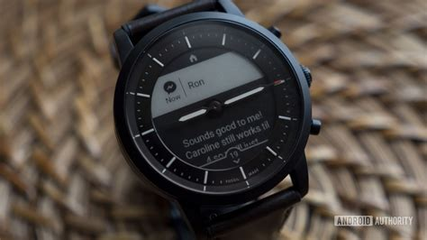Fossil Hybrid HR review: A beautifully flawed smartwatch