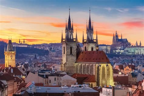Things to See in Prague - The Best Places to Visit