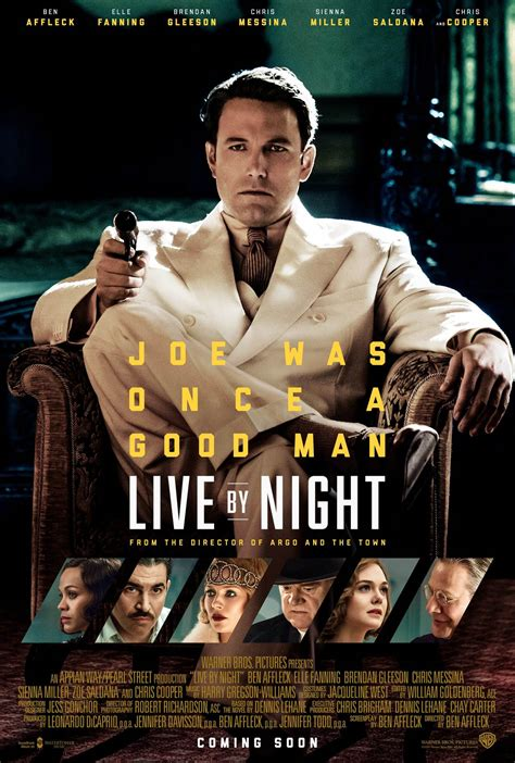 Watch Live by Night 2016 Full Movie on pubfilm