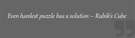 Learn the art of solving the Rubik's Cube regularly and
