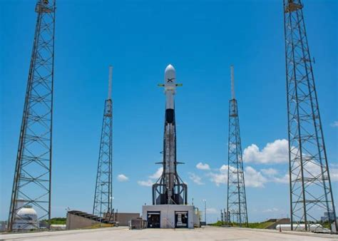 Elon Musk's SpaceX ready to launch 'Starlink' Internet