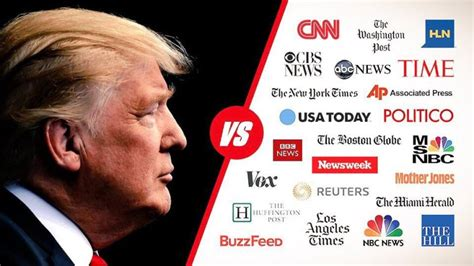 No, Trump Is Not Attacking Freedom of the Press