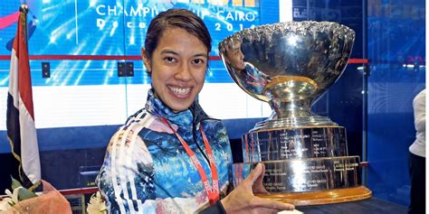 Eight-Time World Champion Nicol David to Retire at End of