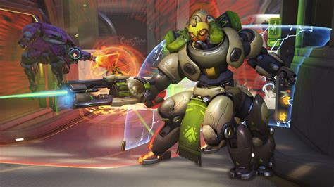 Orisa abilities list: here's what Overwatch's new tank can