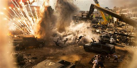 Transformers: The Last Knight Behind the Scenes Image Gallery