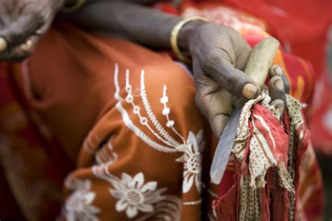 New statistical report on female genital mutilation shows