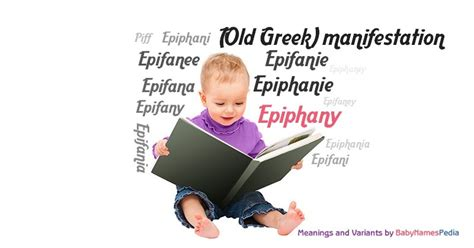 Epiphany - Meaning of Epiphany, What does Epiphany mean