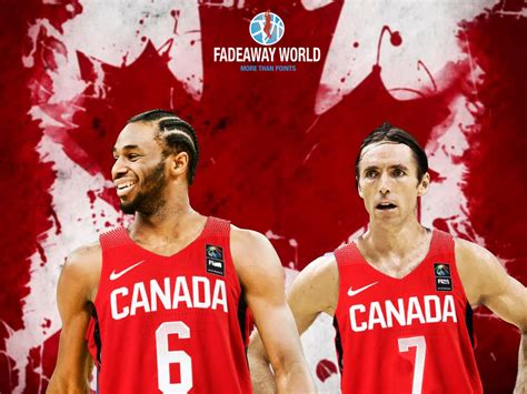 Top 10 Best Canadian Players In NBA history | Fadeaway World