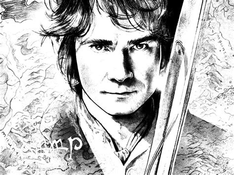 The hobbit coloring pages   Coloring Pages