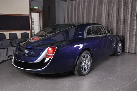 $13 Million Rolls-Royce Sweptail Photographed at BMW Abu
