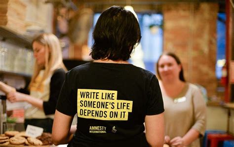 Amnesty International letter-writing campaign focuses on