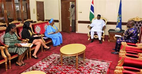 Gambia: Key human rights concerns highlighted in a meeting
