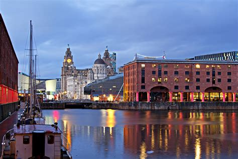 Prince Charles to visit Liverpool and give The Albert Dock