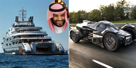 Most Expensive Purchases Of Saudi Arabian Princes, Ranked