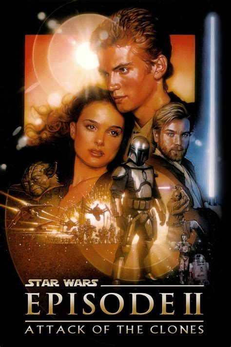 Watch Star Wars Episode II: Attack of the Clones 2002 Full