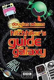 Hitchhikers guide to the galaxy bbc tv series download