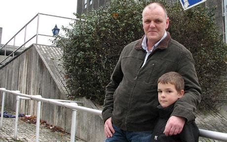 Father locked up in cell for smacking son