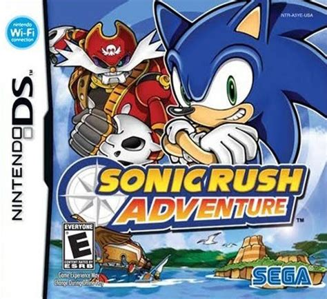 Games PC, PS1, PS2 - DOWNLOAD: Download Rom Sonic Rush