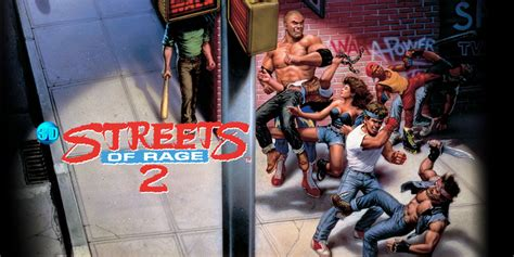 3D Streets of Rage 2 | Nintendo 3DS download software