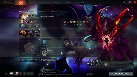 Dota 2 Highest Conduct Summary - Vincendes