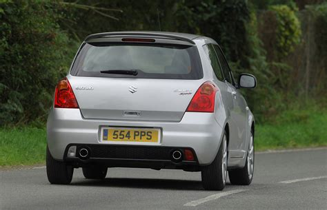Used Suzuki Swift Sport (2006 - 2011) Review   Parkers