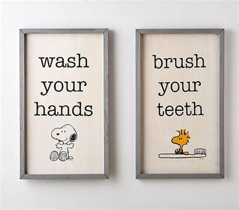 """The Best """"Wash Your Hands"""" Signs for Home Use"""