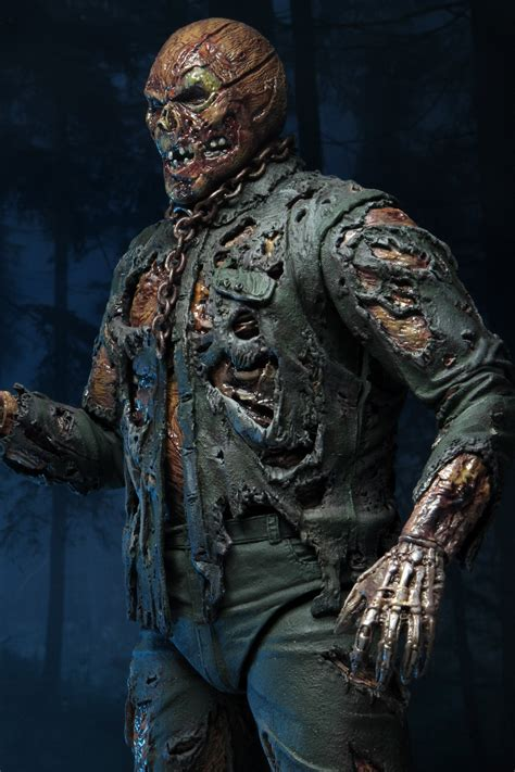 NECA Friday the 13th Ultimate Part 7 (New Blood) Jason