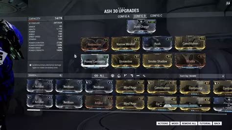 What is your favorite setup in Warframe? - Quora