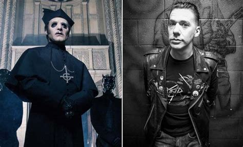 Ghost's Tobias Forge Emphasizes The Importance of Social
