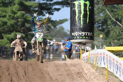 2008 AMA Toyota Motocross Championship by the Numbers