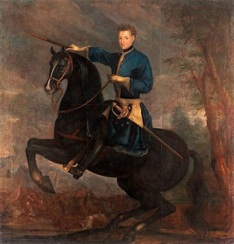 Charles XII was a punk kid who couldn't stop beating