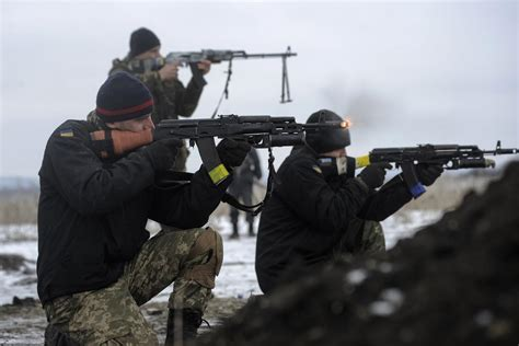 Ukraine Is Fighting A 21st Century War With Cold War Arms