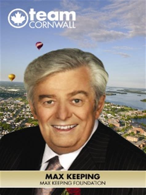 Max Keeping has died – Cornwall Newswatch