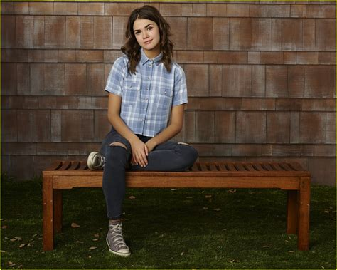Maia Mitchell Talks Callie & Brandon in 'The Fosters
