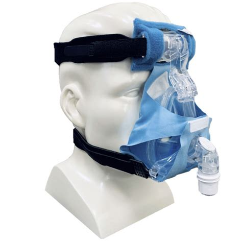 Full Face CPAP Mask Liner A by Pad A Cheek