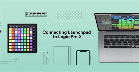 Best Logic Pro Launchpad grid controllers for Live Loops