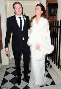 Cara Delevingne's sister Chloe tied the knot with the