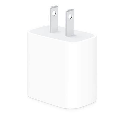 Apple launches 20W USB-C Power Adapter