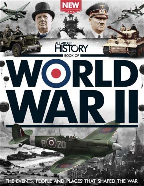 All About History – Book Of World War II (3rd Edition