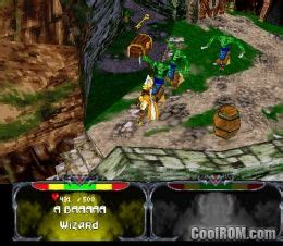Gauntlet Legends ROM (ISO) Download for Sony Playstation