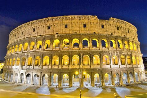 Colosseum by Night - Colosseum Rome Tickets